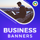 Business Banner Set - GraphicRiver Item for Sale