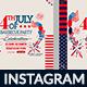 4th of July BBQ Instagram-4 Design