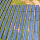 photovoltaic panels on hillside - PhotoDune Item for Sale