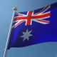 Australian Flag - VideoHive Item for Sale