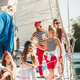 The children on board of sea yacht - PhotoDune Item for Sale