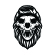 Lion Skull - GraphicRiver Item for Sale