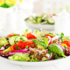 Fresh vegetarian vegetable salad - PhotoDune Item for Sale