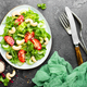 Salad with fresh vegetables and nuts - PhotoDune Item for Sale