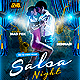 Salsa Night Party Flyer - GraphicRiver Item for Sale
