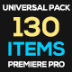 Universal Post-Production Pack