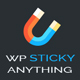 Wordpress Sticky Anything - Create Sticky Header, Sticky Siderbar etc - CodeCanyon Item for Sale