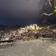 Snowy Monschau At Night, Germany - PhotoDune Item for Sale