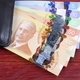 Canadian money in the black wallet  - PhotoDune Item for Sale