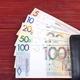 Money from Belarus in the black wallet  - PhotoDune Item for Sale
