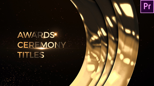 Awards Ceremony Titles