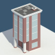 Low Poly Apartment 3 - 3DOcean Item for Sale