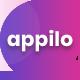 Appilo - App Landing PSD Template