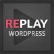 Replay - Responsive Music WordPress Theme - ThemeForest Item for Sale