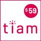 Tiam | Responsive Multi-Purpose Theme - ThemeForest Item for Sale