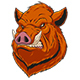 Head Ferocious Boar - GraphicRiver Item for Sale