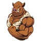 Strong Ferocious Boar - GraphicRiver Item for Sale