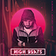 High Beats Party Flyer - GraphicRiver Item for Sale