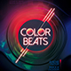 Color Beats Party Flyer - GraphicRiver Item for Sale