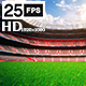Flying On Grass In Stadium HD Pack - VideoHive Item for Sale