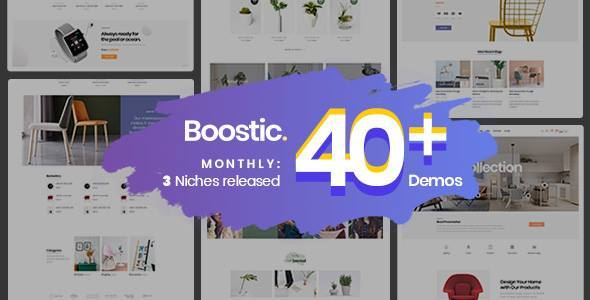 Pav Boostic - Multipurposes Opencart Theme -