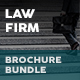 Law Firm Print Bundle 4 - GraphicRiver Item for Sale