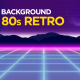 80s Retro Background Package - VideoHive Item for Sale