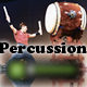 Percussion with Drums