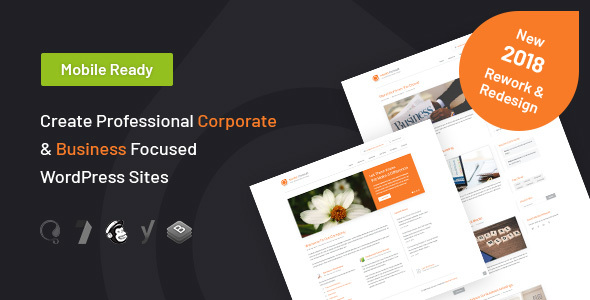 Media Consult - Business WordPress Theme - Business Corporate