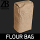 Flour Bag 001 - 3DOcean Item for Sale