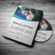 Wedding DVD Cover (Dark & Light Version) - GraphicRiver Item for Sale