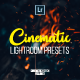 20 Cinematic Essential Lightroom Presets