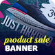 Shoes Banner Pack - GraphicRiver Item for Sale