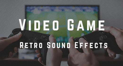 Video Game Retro Sound Effects by BeFive