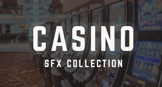 Casino SFX Collection by BeFive