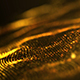 Futuristic Digital Gold Abstract Particles 03 - VideoHive Item for Sale