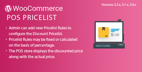 POS Pricelist for WooCommerce - CodeCanyon Item for Sale