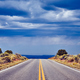 Empty road with dramatic sky, travel concept. - PhotoDune Item for Sale