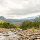 Tugela River and the Amphitheatre in the Kwazulu-Natal Drakensberg - PhotoDune Item for Sale