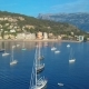 Aerial View. Yacht and Sailboats Moored at the Quay - VideoHive Item for Sale