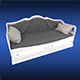 Bed_Topal_DK - 3DOcean Item for Sale