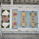 Drone flight over basketball court in Hong Kong - VideoHive Item for Sale