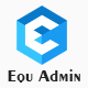 Equ - Responsive Bootstrap 4 Admin Template - ThemeForest Item for Sale