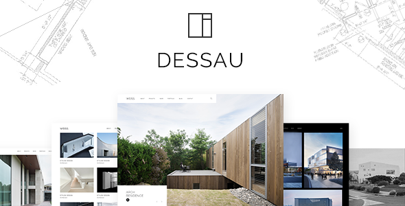 Image of Dessau - A Contemporary Theme for Architects and Interior Designers