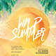 Wild Summer Party Flyer - GraphicRiver Item for Sale