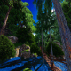 Tropical Paradise With Bridge - VideoHive Item for Sale
