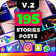 Instagram Stories and Posts Pack - VideoHive Item for Sale