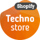Techno Store - Electronic eCommerce Shopify Theme - ThemeForest Item for Sale