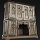 PBR Gothic Cabinet - 3DOcean Item for Sale
