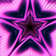 Neon Kaleidoscope Background Looped Pack - 3